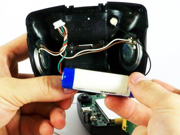 Garmin StreetPilot c330 Speakers Replacement