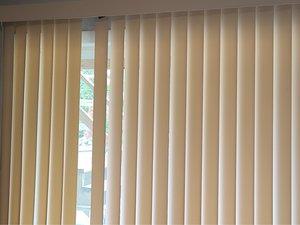 How to Fix a Broken Vertical Blind for Sliding Glass Door