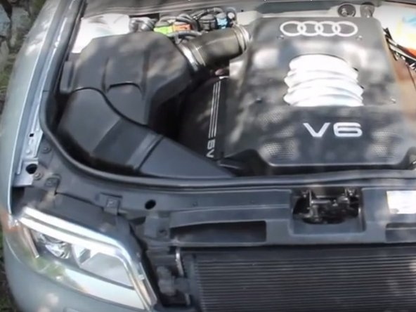 1994-2001 Audi A4 (B5) Headlight Bulb Replacement