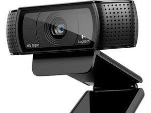 Zerlegen der Logitech C920 Webcam