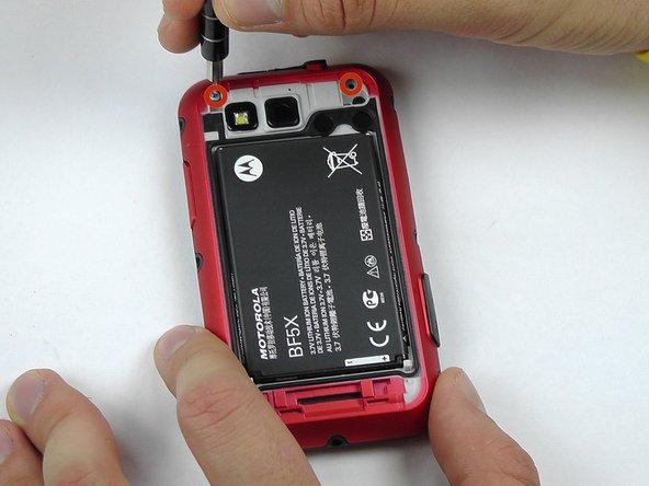 Motorola Defy Midframe Replacement