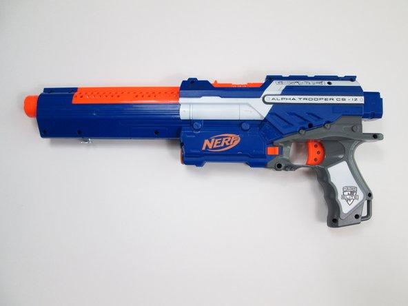 Nerf N-Strike Elite Alpha Trooper CS-12 Firing Spring Replacement