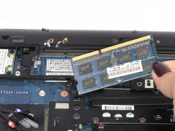 HP Elitebook 820 G1 RAM tauschen