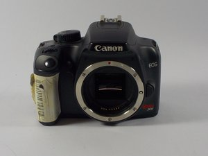 Canon EOS Rebel XS / 1000D Repair