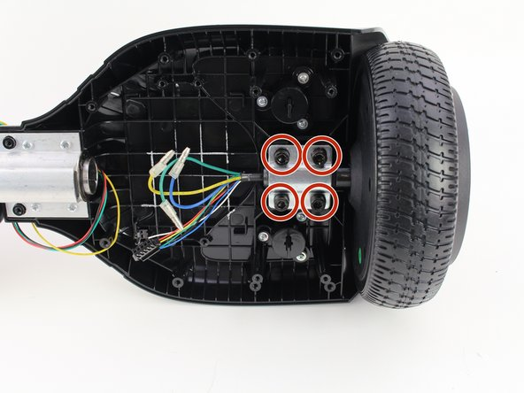 Hover-1 Liberty Wheel Motor Replacement