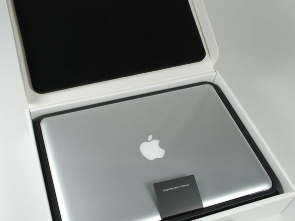 It looks like a MacBook Air from the top, but it's about 25% thicker than the thickest part of the Air, and almost 6 times thicker than the thinnest part.