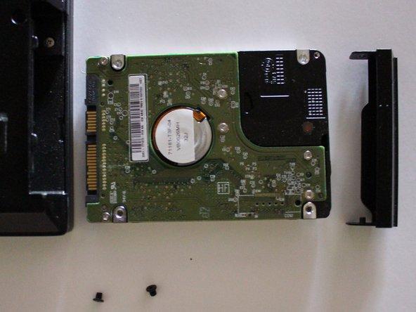 Dell Latitude E4310 Hard Drive Replacement