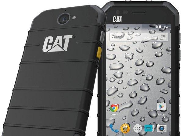 Caterpillar Phone CAT S30 Microphone Replacement