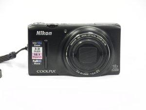 Nikon Coolpix s9400 Repair