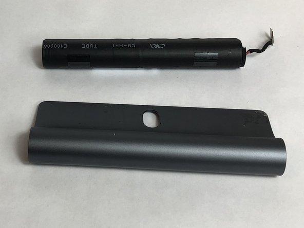 Remplacement de la batterie du Lenovo Yoga 3 8