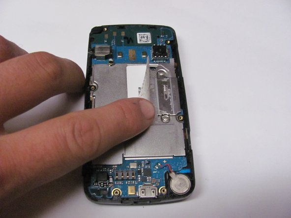 LG Rumor Touch Motherboard Replacement