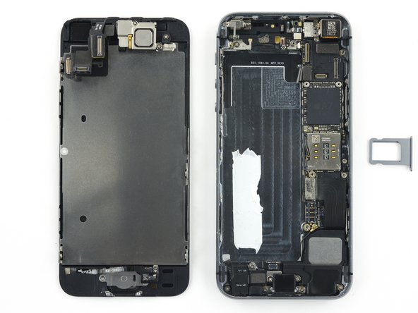 If your phone was fully submerged for any amount of time, it is likely some of the internal components corroded. Corrosion looks like a white, chalky film covering metallic surfaces, and is especially prevalent on pins and connectors that carry current. Corrosion dissolves metals and will cause malfunctions in your phone.