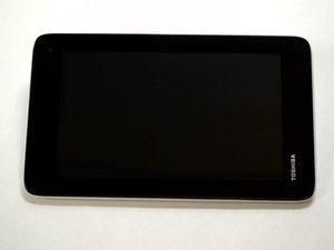 Toshiba Encore Mini Repair