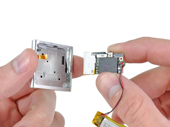 iPod Shuffle 4th Generation Logic Board Assembly Replacement