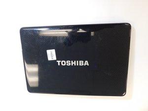 Toshiba Satellite T135D-S1324 Repair