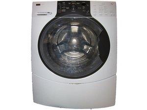 Repairing Kenmore Elite HE3 Washer Control Board Relays