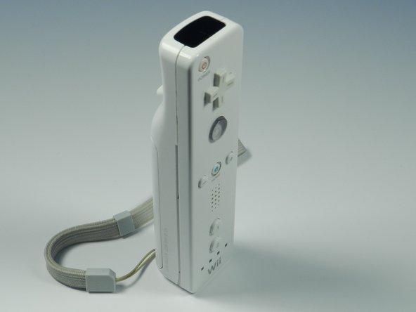 Nintendo Wii Remote Sensor Screen Replacement