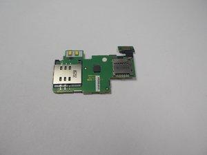 SD Card/SIM Card PCB Board