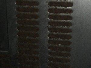 Panasonic NR B 53 V1  Refrigerator ventilator / fan cleaning