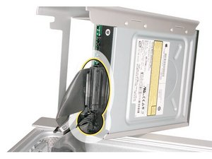 Internal SATA Bluray Drive (Early 2008)