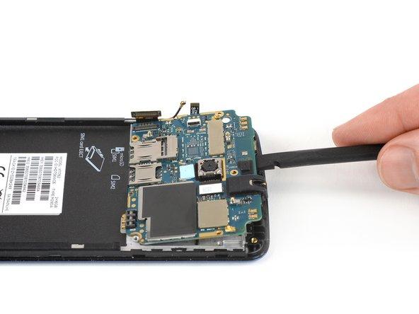 Motorola Moto E4 (XT1762) Motherboard Assembly Replacement