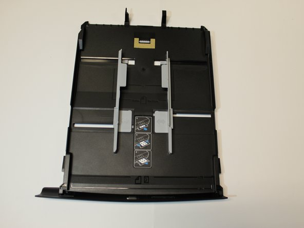 HP OfficeJet 4650 Paper Tray Replacement