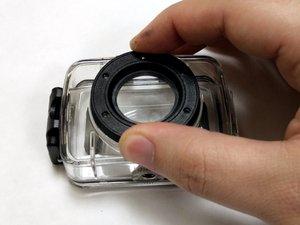 Waterproof Case Lens Cover