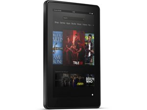 Kindle Fire 2nd Generation