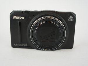 Nikon CoolPix S9700 Repair