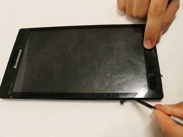 Lenovo Tab 2 A7-20F Front Glass Replacement