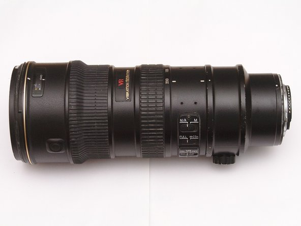 The lens. Focusing mechanism  traps in close-up end, worsens over time.