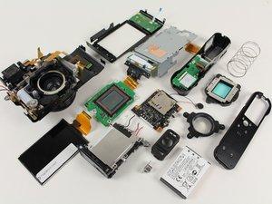 Fujifilm X100T Disassembly