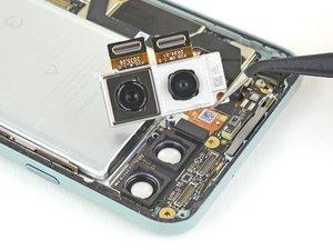 Rear Camera Assembly