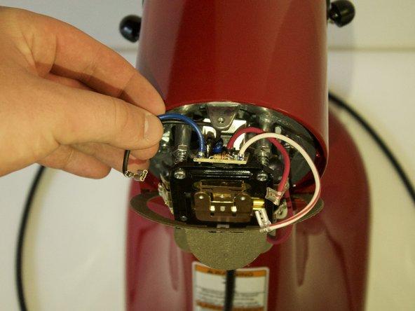 KitchenAid KSM150PSER Circuit Board Replacement
