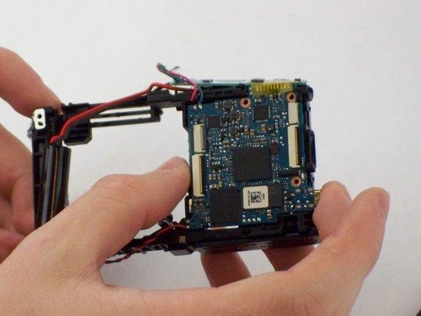 Sony Cyber-shot DSC-W800 Motherboard Replacement