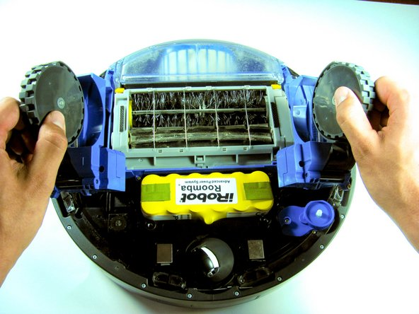 iRobot Roomba 650 Main Wheel Replacement