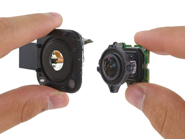 Finally! The heart—er, eye of the GoPro is free!
