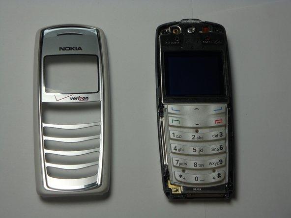 Remplacement de la façade avant du Nokia  2128i
