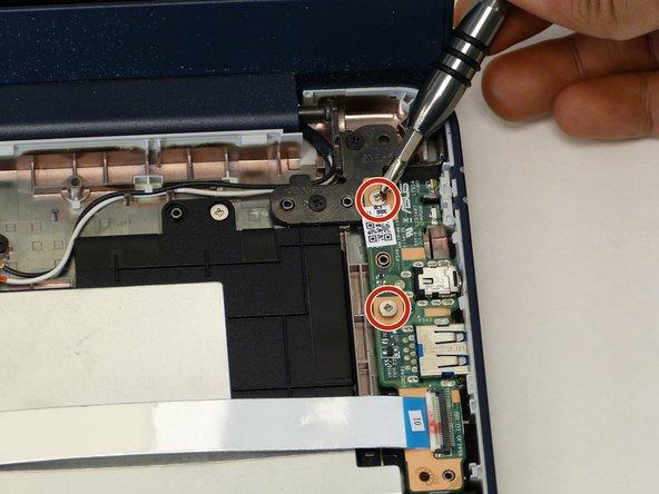 Asus Chromebook C202SA-YS02 Daughterboard Replacement