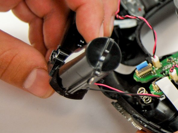 Xbox 360 Wireless Speed Wheel Battery Compartment Replacement