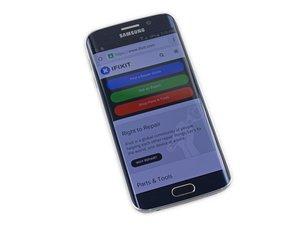 Samsung AMOLED Display Teardown