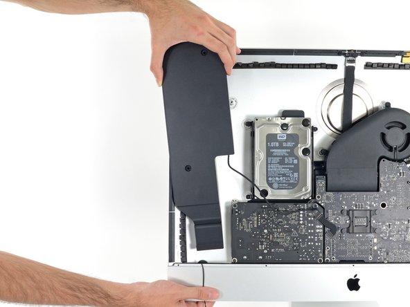 "iMac Intel 27"" Retina 5K Display Left Speaker Replacement"