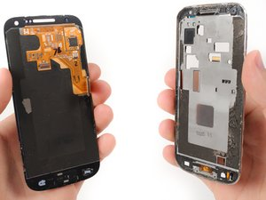 Screen and Digitizer Assembly