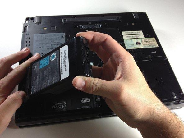 Toshiba Portege M400 Battery Replacement