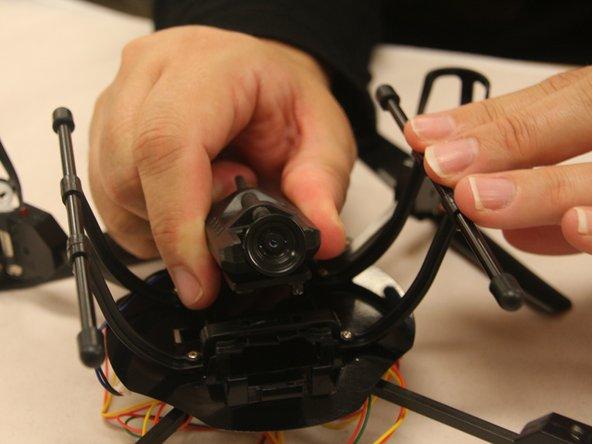 Udi Discovery U818A FPV Camera Replacement