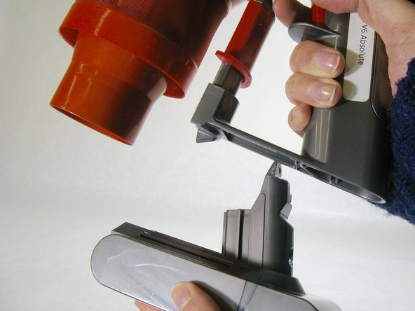 Dyson v6 Absolute Battery Pack Replacement