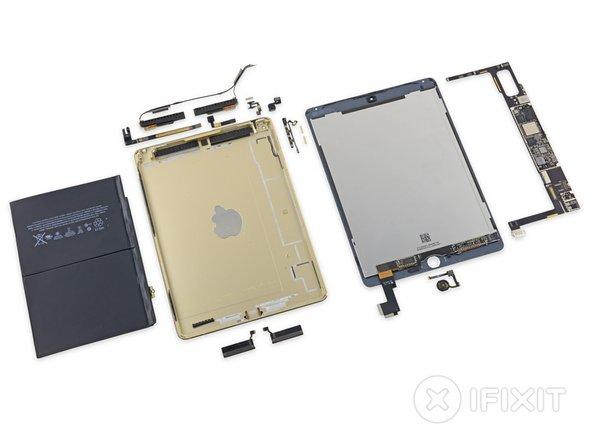 iPad Air 2 Teardown