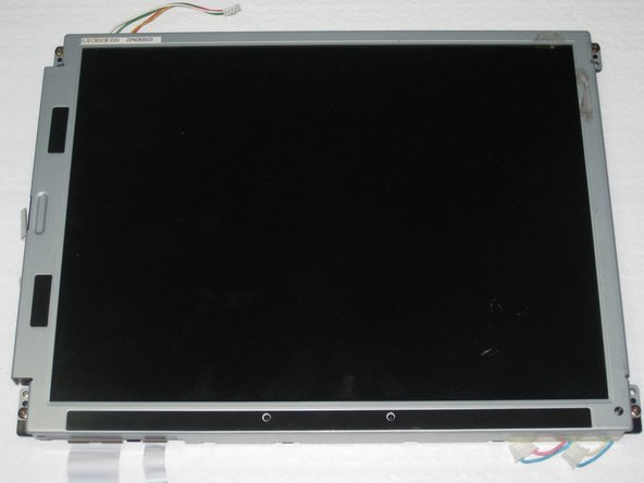 Now you have your LCD.