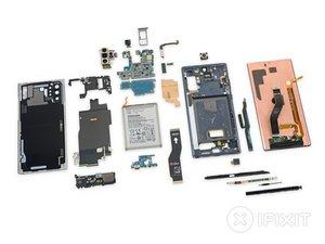 Samsung Galaxy Note10+ 5G Teardown