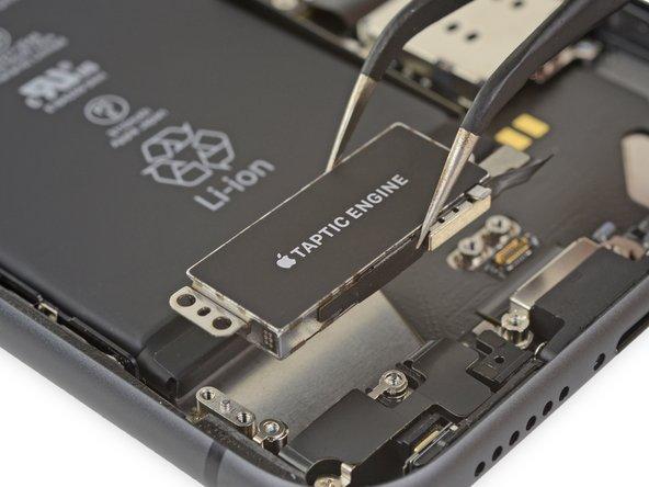 Remplacement du Taptic Engine de l'iPhone 11